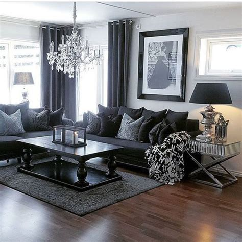 gray and black living room gray living room furniture show rooms with grey couches