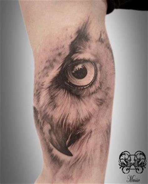 owl face tattoo 100 most popular owl tattoos golfian