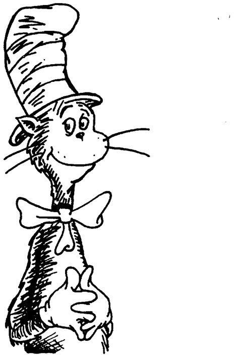 Fish Coloring Pages Dr Seuss Character Coloring Pages Dr Seuss Coloring Pages
