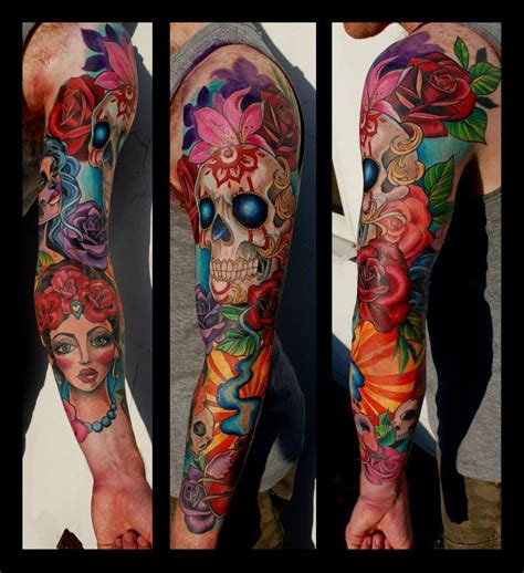 hannah tattoos calavera tattoos oxford artist in an