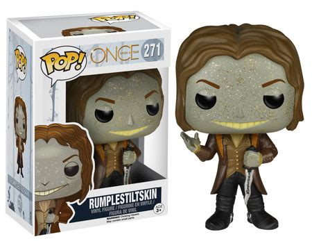 Funko Once Upon A Time Rumplestiltskin Gold 11976 pop funko the whole once upon a time get their own