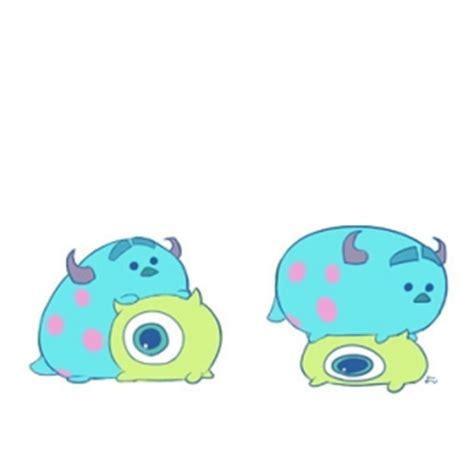 imagenes de monster inc kawaii monster inc tsum tsum art my tsum tsum