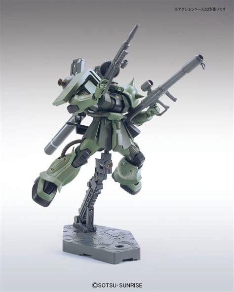 Tg011 Zaku I Thunderbolt Ver ms 06 zaku ll big gun gundam thunderbolt ver anime hg 1 144