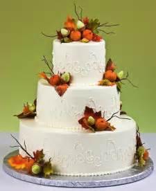 kuchen herbst fall autumn wedding cake designs