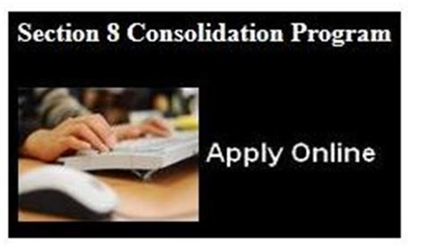 section 8 program application hud application online apply for housing