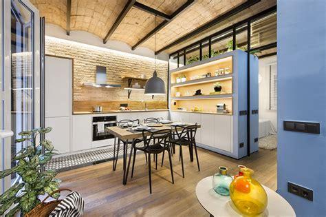 cozy urban beach apartment  barcelona  catalan vault
