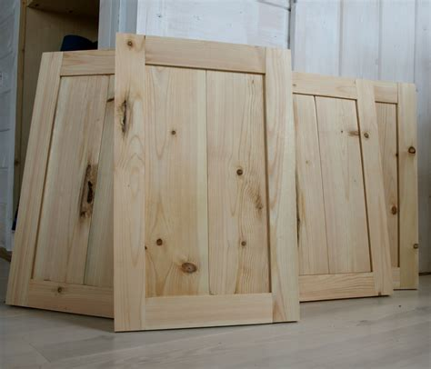Tongue And Groove Cabinet Doors Unplugged Cabinet Door The Small House Catalog