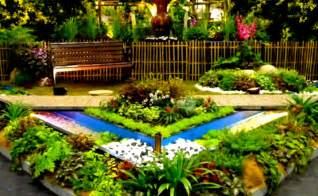 beautiful front yard flower beds the landscape design landscaping homelk com