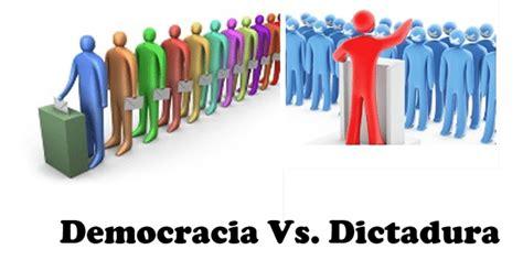 la dictadura de gnero 8415338813 diferencias entre democracia y dictadura diferencias tv