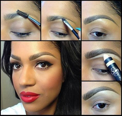 Beat Bold Brows by Fill In Thicker Eyebrows Lipstick Thick