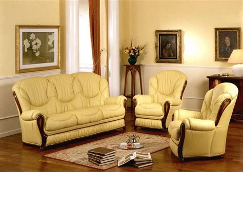 classic sofa set dreamfurniture com daniela made in italy classic sofa set
