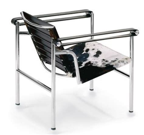 sedia basculante sedia basculante lc1 le corbusier poltroncine