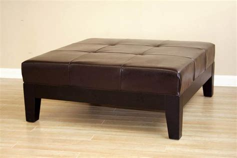 faux leather coffee table coffee table design ideas
