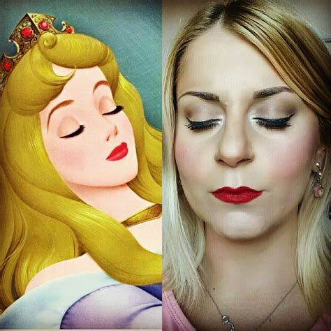 disney makeup tutorial disney princess makeup tutorial aurora the sleeping