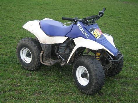 Suzuki 80 Atv by Suzuki Atv 80cc Solgt 2000 Den K 248 Re Mega Godt Og