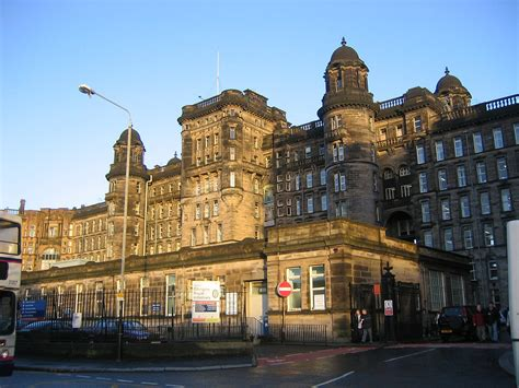 Search Glasgow Glasgow Royal Infirmary