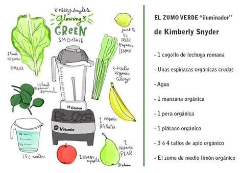 Jugo Verde Detox De Las Famosas by Zumos Detox Search Jugos Batidos Healty