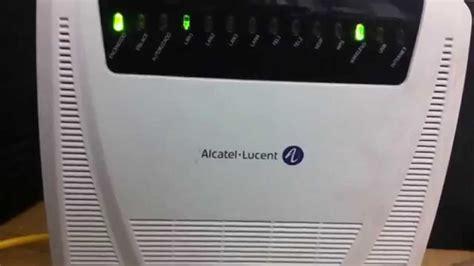 Modem Alcatel Lucent gizmotij alcatel i 240w r perdidas de se 209 al y baja