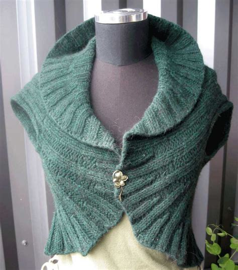 free sweater knitting patterns circular needles knitting pattern circle vest