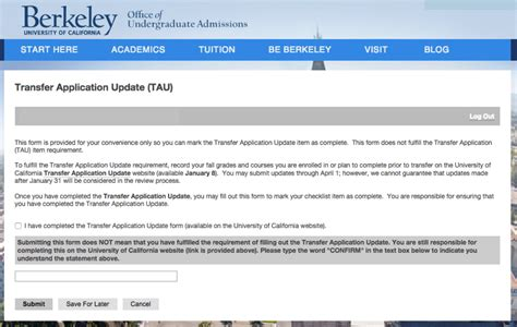 Uc Berkeley Application Uc Application by Screen 2016 01 10 At 100140 Pm Uc Acceptance Letters 2016 Letter Sle