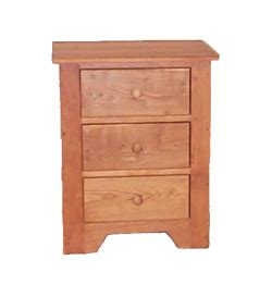 Small Dressers And Chests by 3115 Small Chest With 3 Drawers Amish Dressers And Chests
