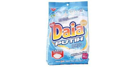 Daia Sabun daia dahsyat daya cuci bersihnya vemale