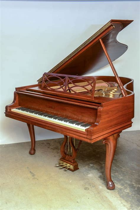 steinway bench steinway and sons grand piano with bench at 1stdibs