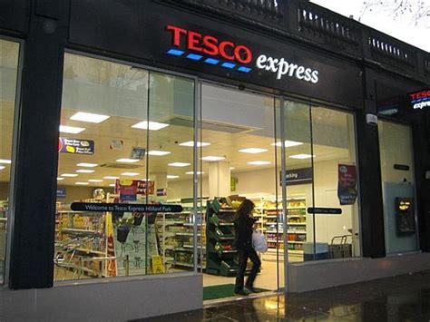 Alsop Verrill   Tesco Express: London Fascia Project