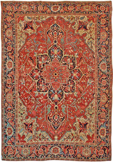 emmett eiland rugs heriz rug antique 105 x 150 inches emmett eiland s textile arts rugs