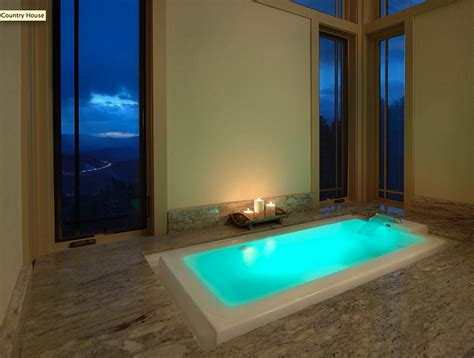 sunken bathtub a look at 20 sunken bathtubs homes of the rich