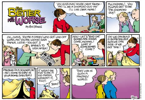 for better or worse comic dailystrips for sunday february 3 2013