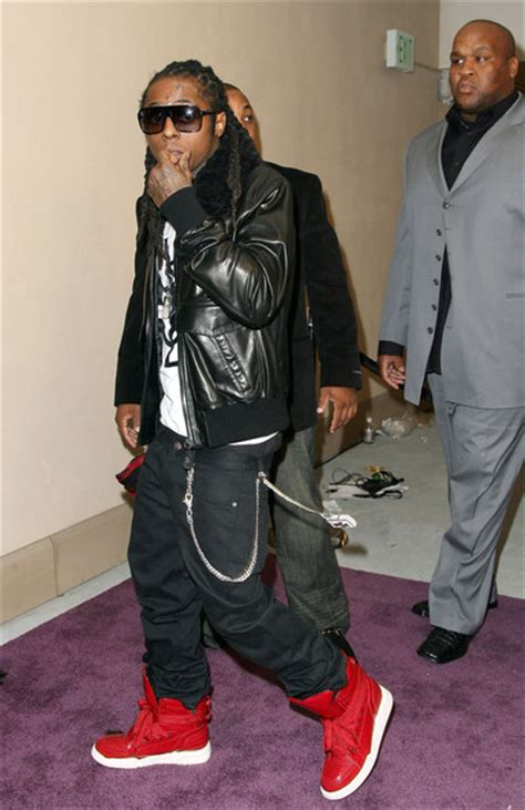 more pics of lil wayne leather sneakers 24 of 28 lil