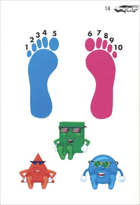 colors shapes and counting rock n learn colors shapes and counting cd book
