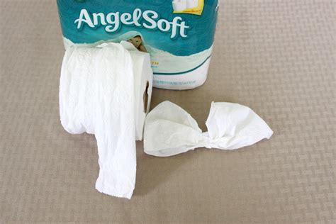 Toilet Roll Origami - diy toilet tissue origami crafts