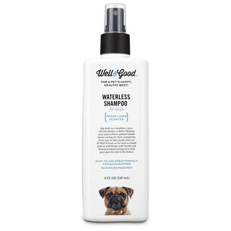 Doggie Tick Spray well waterless shoo spray spray petco