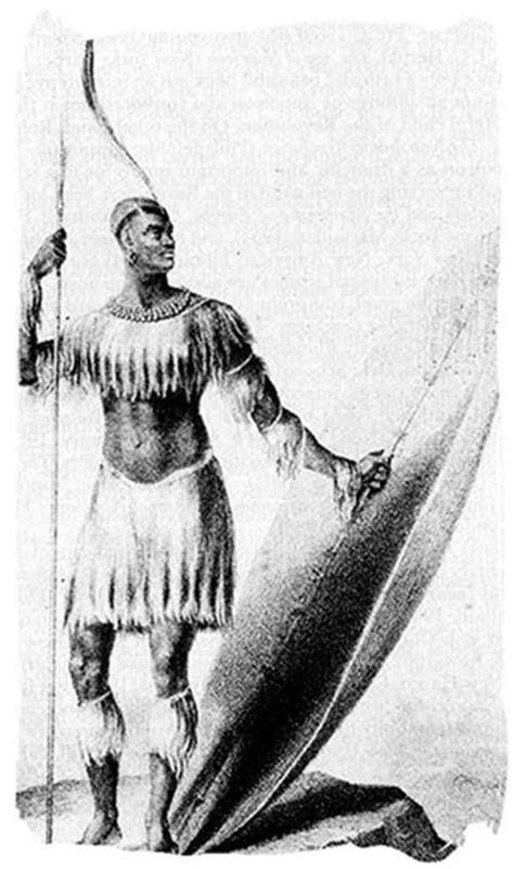 Chaka le fondateur de l'empire Zoulou
