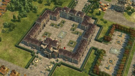 Manorial Palace Anno 1404 Wiki House Layout Anno 1404