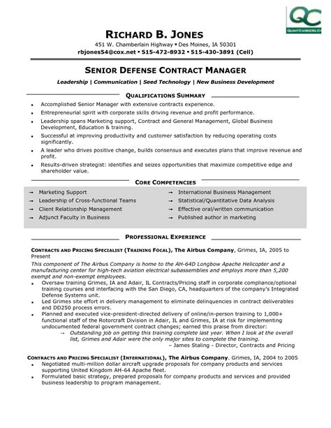 Resume Format For Contract Work contract administrator resume sles resume
