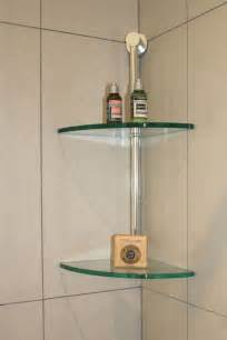 Bathroom Corner Shelving 60 Fascinating Shower Shelves For Better Storage Settings Homesfeed