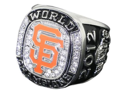 Sf Giants Tickets Giveaway - shopping with the san francisco giants 2012 replica world series ring giveaway