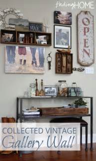 decorating ideas collected vintage gallery wall finding home farms