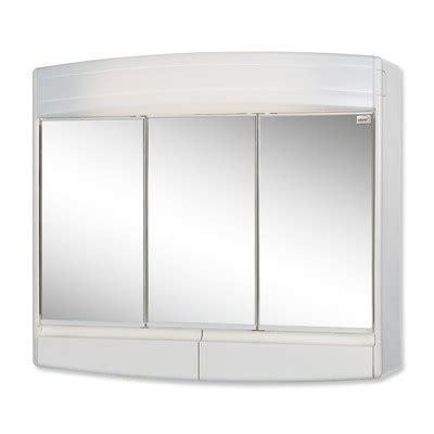 spiegelschrank jokey batu topas eco kunststoff