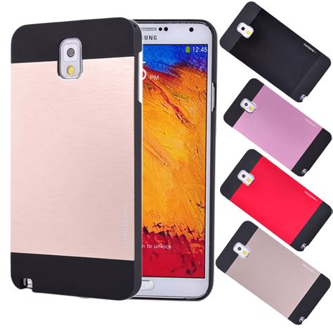 Hardcase Bumper Mirror Back Cover Samsung Galaxy Note 3 buy luxury 2 1 mirror samsung galaxy note 3 plating metal bumper frame ultra thin