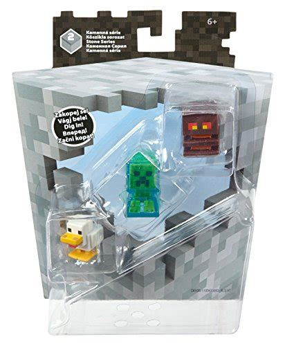 Where Can I Buy A Minecraft Card Prepaid Cards Minecraft - minecraft collectible figures chicken electrified creeper and magma cube 3 pack