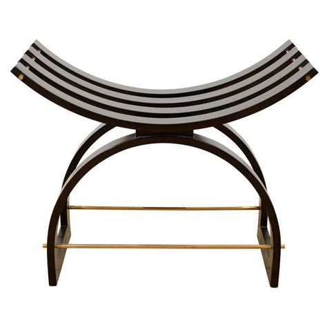 X Stool by A Harvey Prober X Shaped Stool At 1stdibs