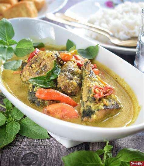 ikan tongkol bumbu kuning lezat praktis istimewa resep