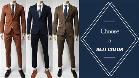 how to choose a how to choose a suit color reviews by suit professionals