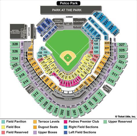 Marlins Park Seating Diagram