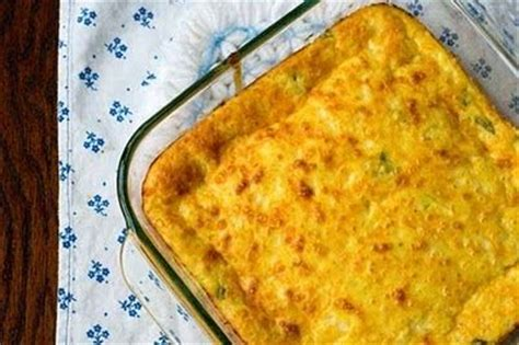 Egg Casserole With Cottage Cheese by Breakfast Casserole 3 Cheeses With Fresh Jalapenos And