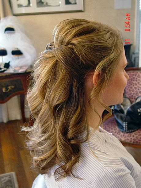 Wedding Hairstyles Half Updos by Feed Pictures Hair With Prom Wedding Half Updo Wedding